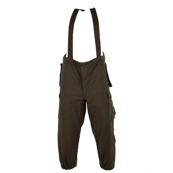 Original Austrian army thermal pants Bundeswehr co