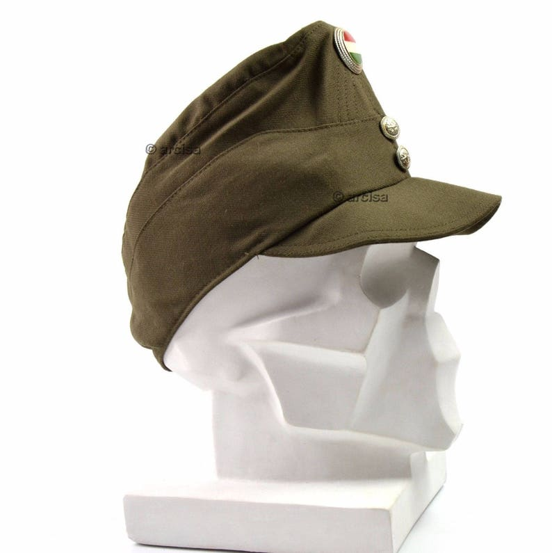 76327134f29 Original Hungary army cap. Hungarian military hat with badge
