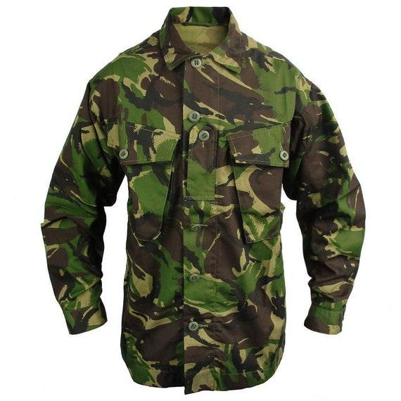 Original British army military combat Desert field jacket shirt lightweight NEW