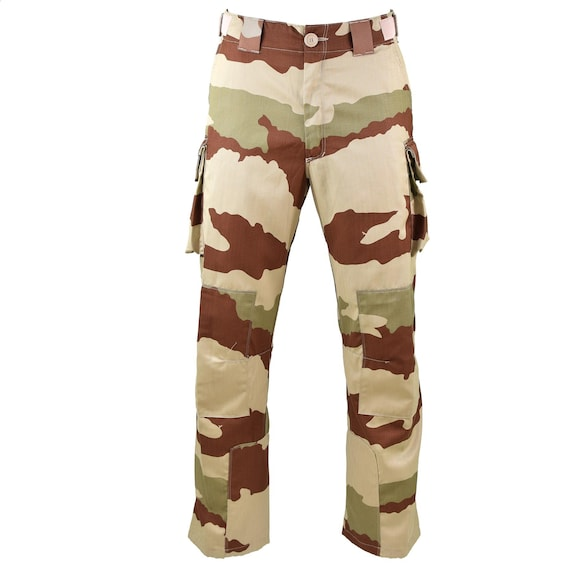 Current Issue French Army Felin T4 S2 Combat Pants RipStop Fabric Free Shipping