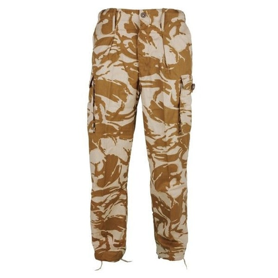 hot-selling clearance special price for comfortable feel Genuine British army combat trousers Desert military pants 95 lightweight  NEW