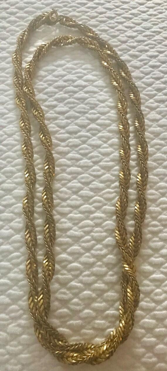 Vintage necklaces - Miriam Haskell 50s/60s - 2 pie
