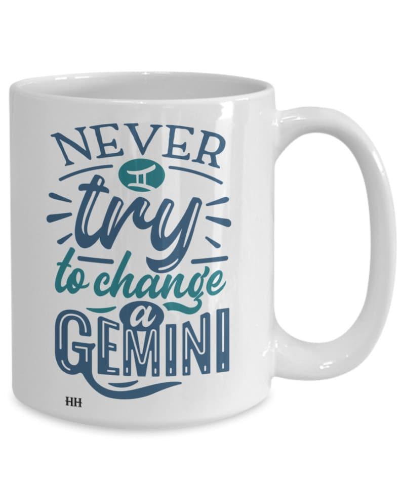Never try to change a gemini mug image 0