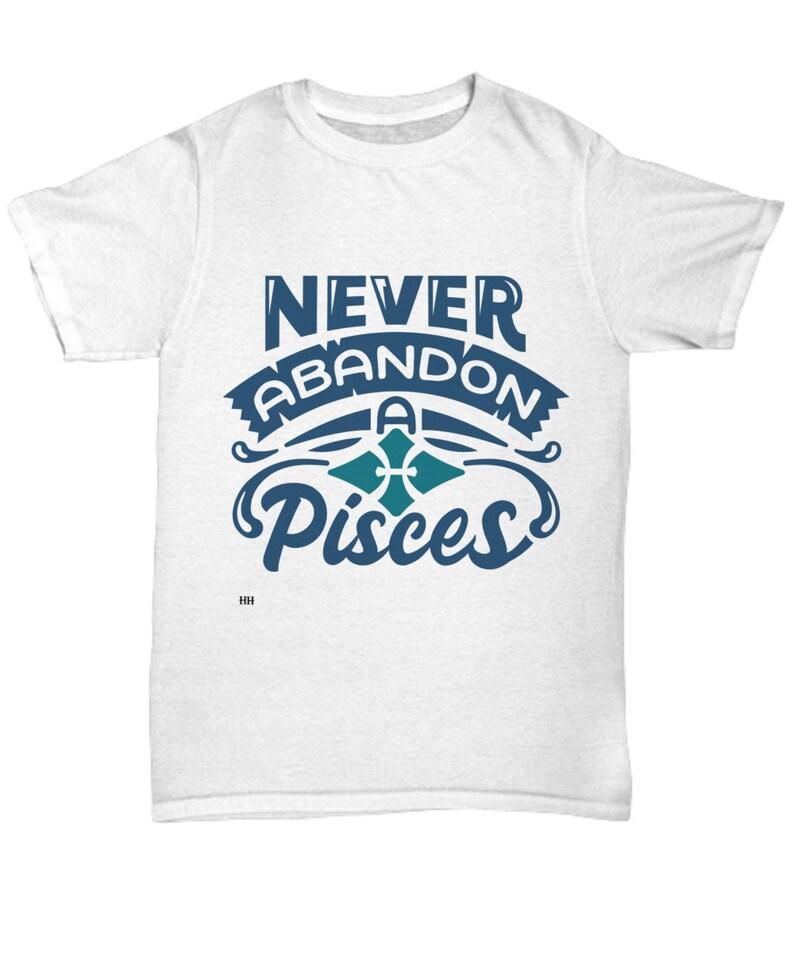Never abandon a pisces wt image 0