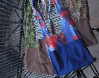 Custom shoulder bag/purse - sturdy and sleek