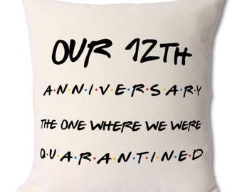 12 Year Anniversary Etsy