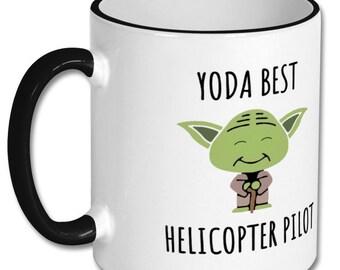 BEST HELICOPTER PILOT mug, helicopter pilot,helicopter pilot mug,helicopter pilot gift,helicopter pilots,helicopter pilot gift idea