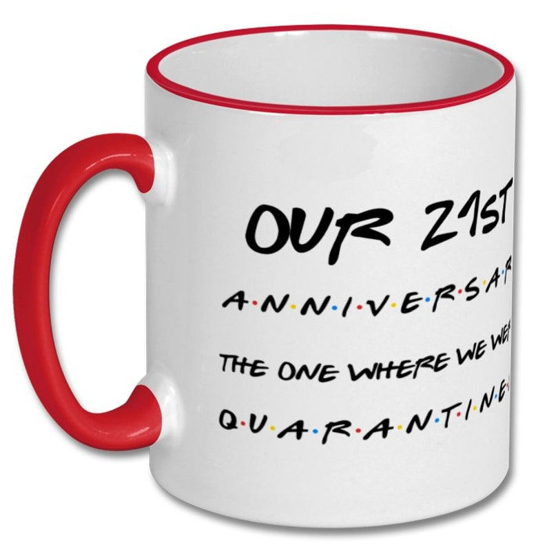 21ST ANNIVERSARY GIFT 21st anniversary cushion anniversary gift husband wedding anniversary 21 year anniversary gift