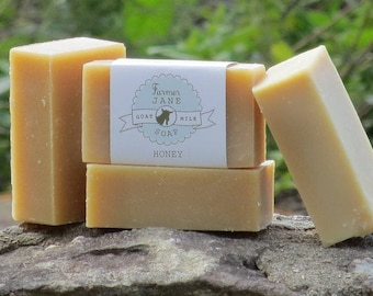 Honey Goat Milk Soap