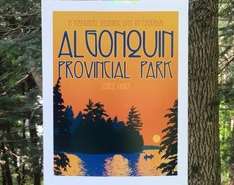 Algonquin Provincial Park - Summer