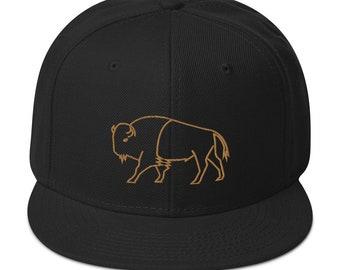 MANITOBA Snapback Hat