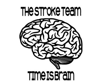 The Stroke Team - Time is Brain