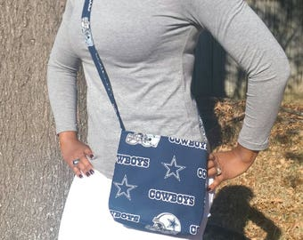 Dallas Cowboys Crossbody