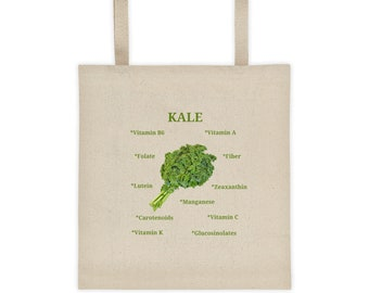Tote bag- The Kale