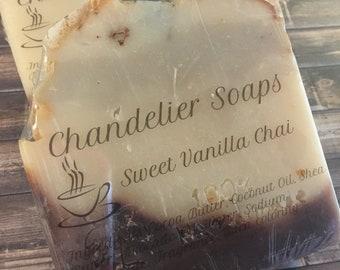 Sweet Vanilla Chai Soap