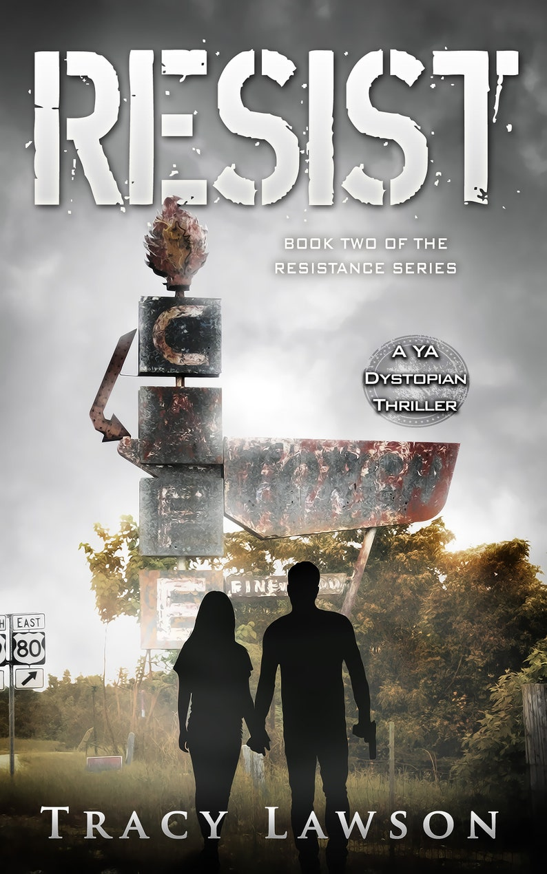 Resist: Book Two of the Resistance Series  young adult image 0