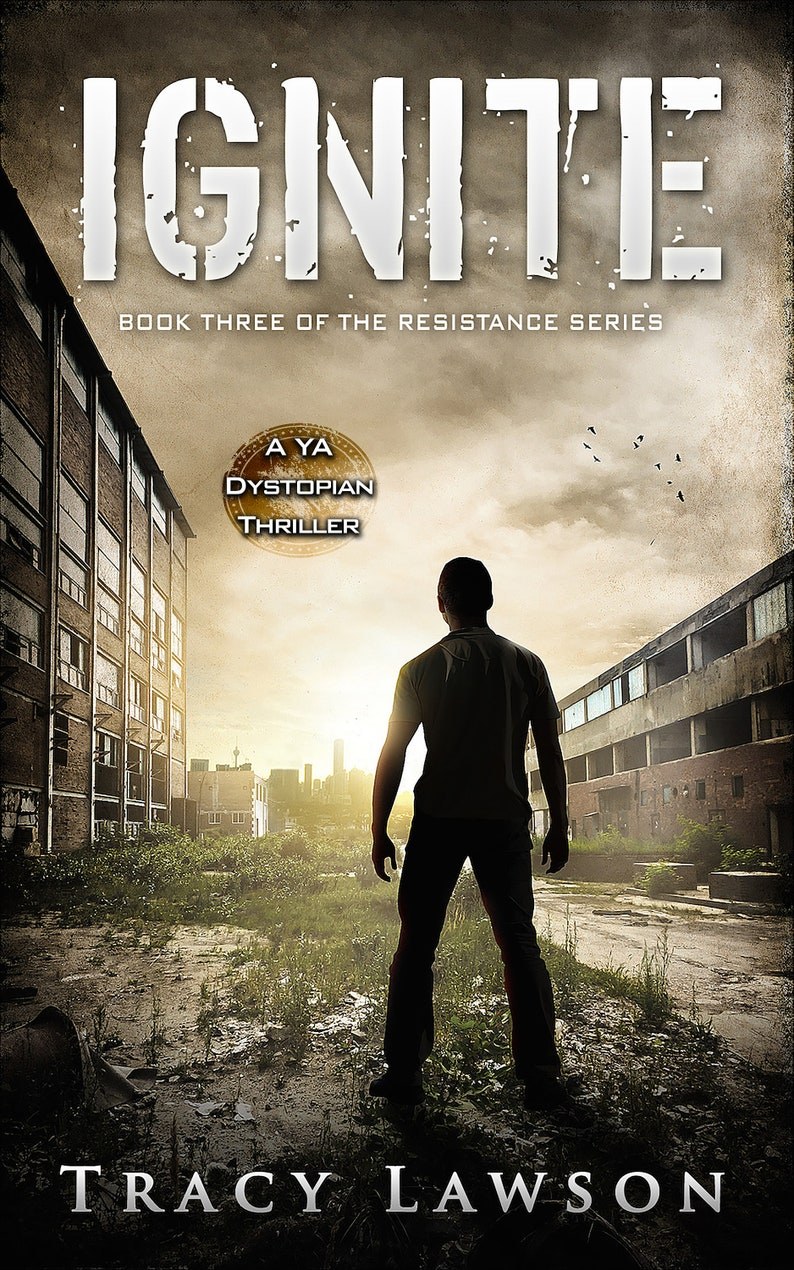Ignite: Book Three of the Resistance Series young adult image 0