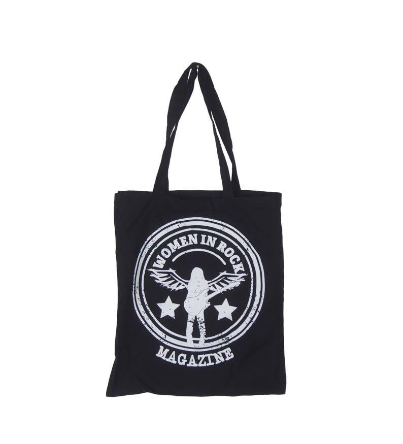 Women in Rock Tote Bag image 0
