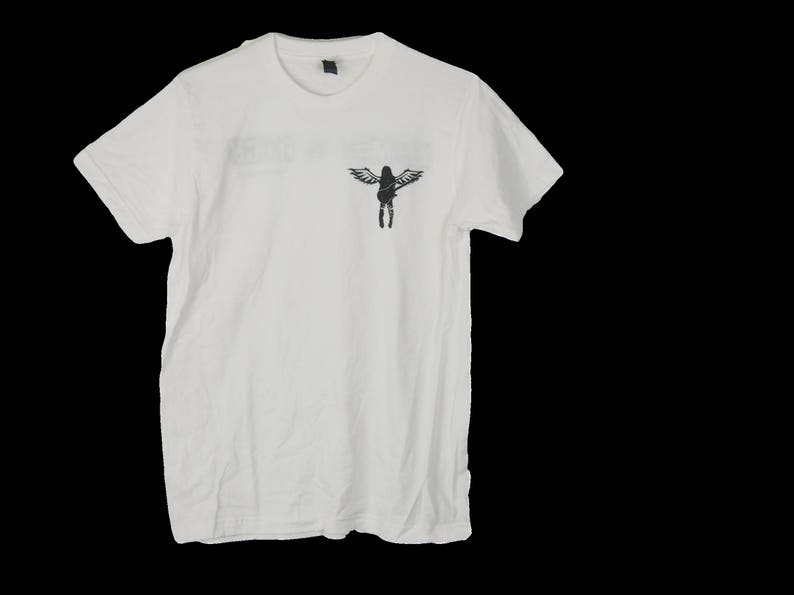 Women in Rock Winged Woman Tshirt image 0