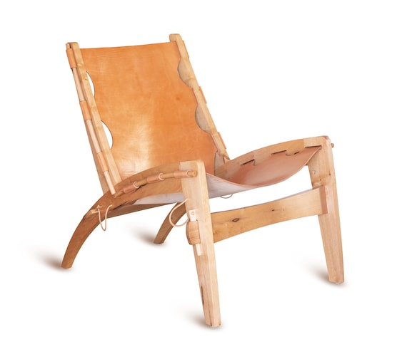 Admirable Quilpo Leather Sling Chair Uwap Interior Chair Design Uwaporg