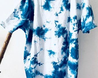 Indigo dye T-Shirt