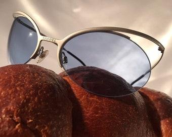 dda97c71d4 Vintage y2k Chanel sunglasses