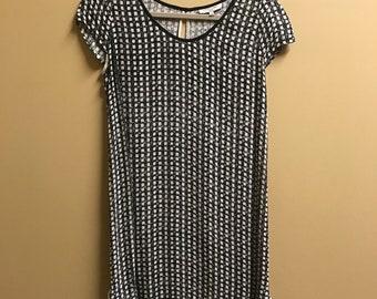 Waverly grey dress