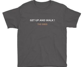Boy Short Sleeve T-Shirt T-shirt sleeve short boy