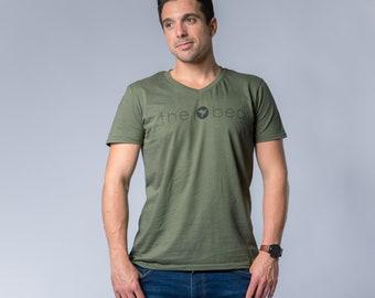 V-Neck T-Shirt / v-neck T-shirt