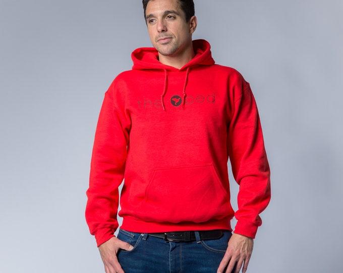 Featured listing image: Hooded Unisex Sweatshirt / Hoodie unisex