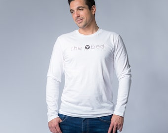 T-shirt with long sleeves / fitted T-shirt