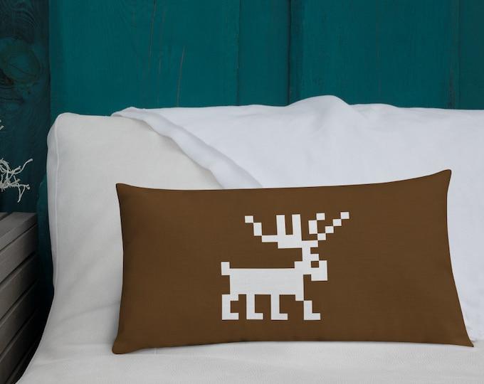 Premium Deer Cushion