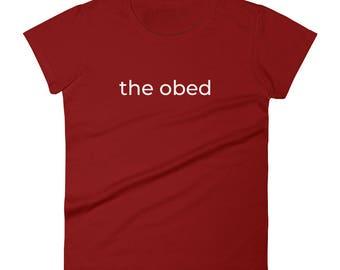 Women's short sleeve t-shirt / short sleeve women shirt