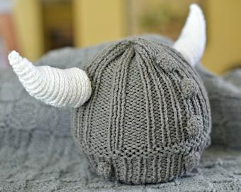 ac00fa8d372 Viking Knit Hat