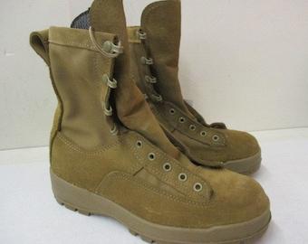 7750f1e12e9d19 McRae US Military Army Gore-Tex Combat Boots