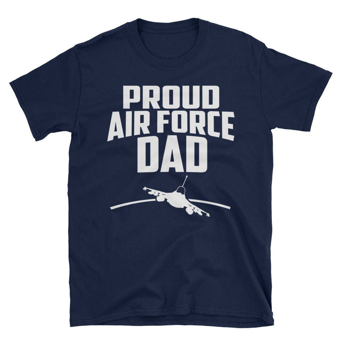 39a68afb Proud Air Force Dad Military Dad T Shirt gifts for dad army | Etsy