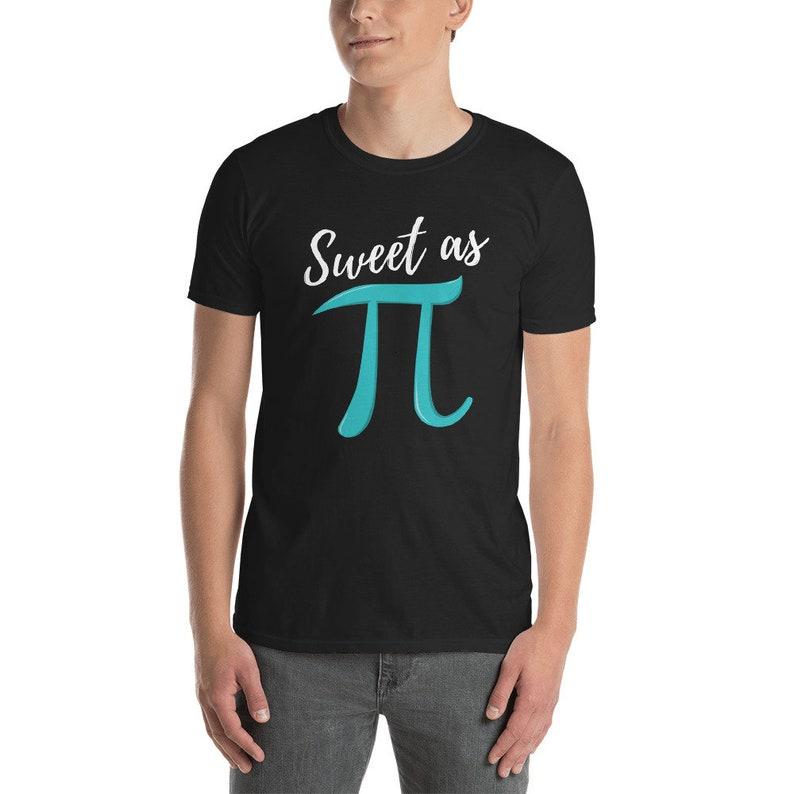 f697021f0 Funny Pi T Shirt Sweet As Pi Funny Math Pi Day Funny Math | Etsy