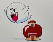 Mario Bros. - Boo House