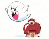 Boo House
