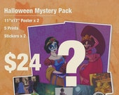 Fall Sale - Halloween Mystery Pack