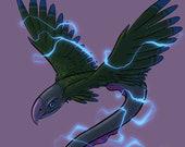 Electric Eel Dragon