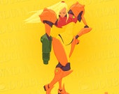 Samus in Yellow