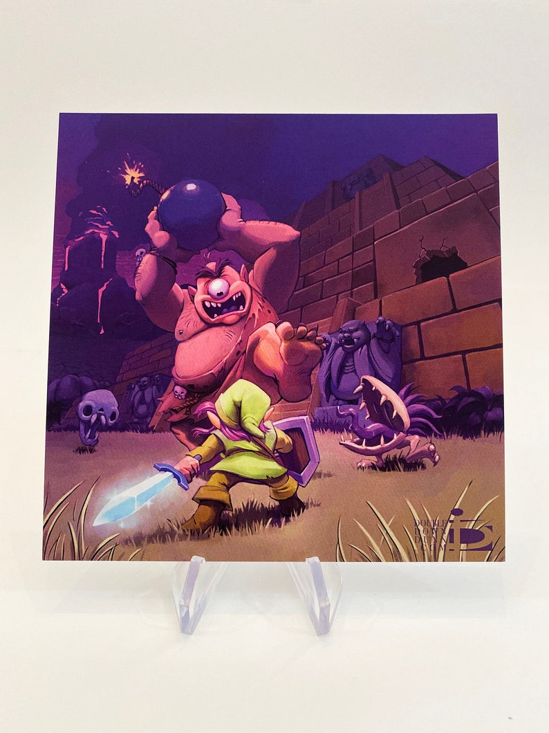 The Legend of Zelda  Dark World image 0