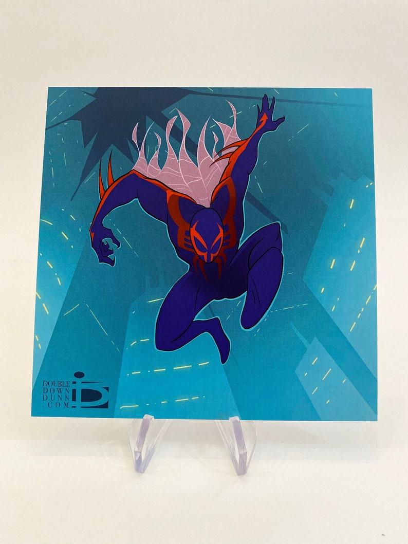 Spider-Man  2099 image 0