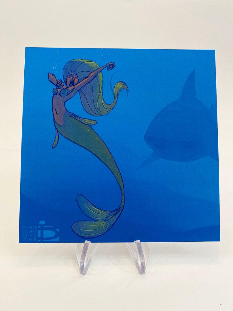 Stretchy Mermaid image 0