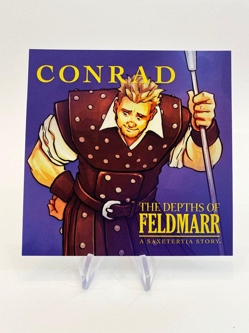 The Depths of Feldmarr  Conrad Standish image 0