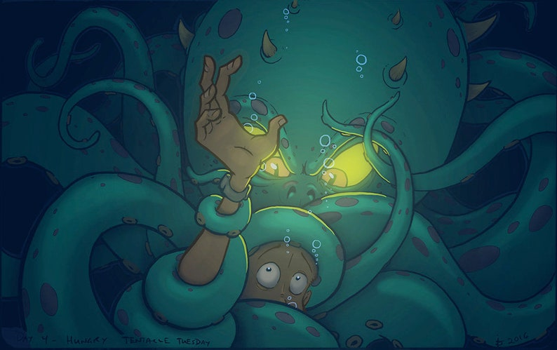 Tentacles image 0