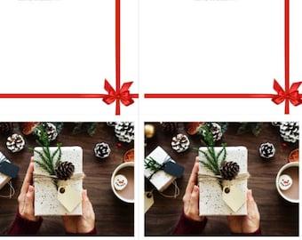 Christmas Cards   Folded