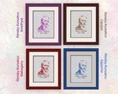 Rimsky-Korsakov - Half Size - Clear Chart - Suit Beginner Upwards