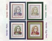 Handel - Full Size - Clear Charts - Suit Beginner Upwards